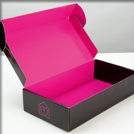 Packaging scatole personalizzate